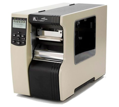 Impresoras De Codigo De Barras Zebra 110Xi4