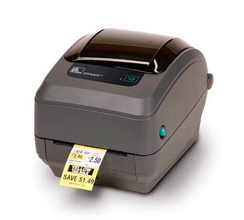 Impresoras De Codigo De Barras Zebra GK420T