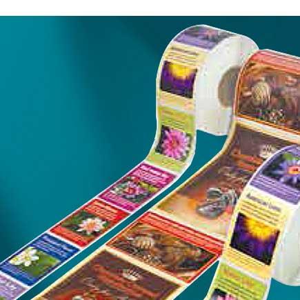 Etiquetas Impresión Digital