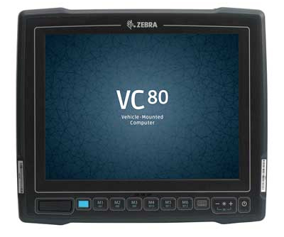 Ordenador VC80 Montado En Vehículo