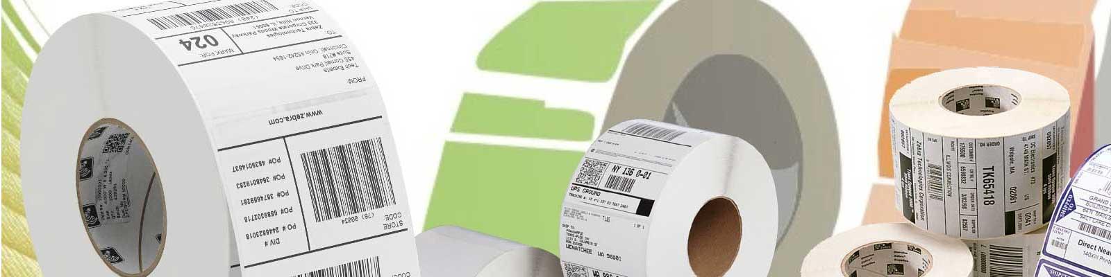 Etiquetas Impresoras Cab