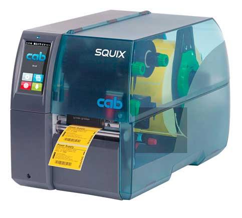 Impresora De Etiquetas CAB SQUIX 4 M Para Etiquetas Muy Pequeñas