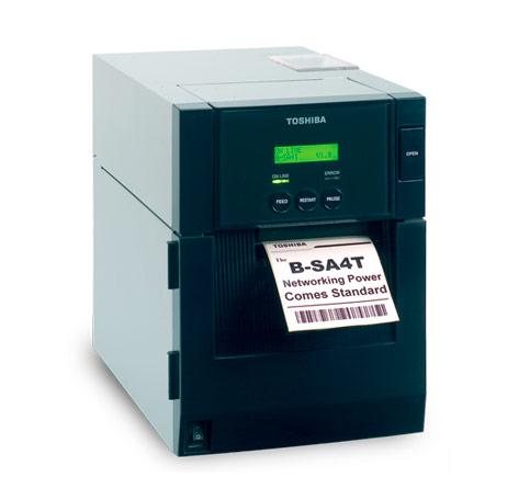 Impresora De Etiquetas Industrial-Toshiba B SA4TM.