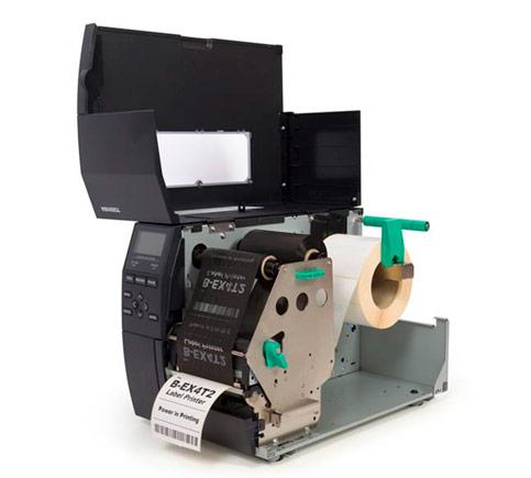 Impresora De Etiquetas Industrial Toshiba Serie B EX4T2