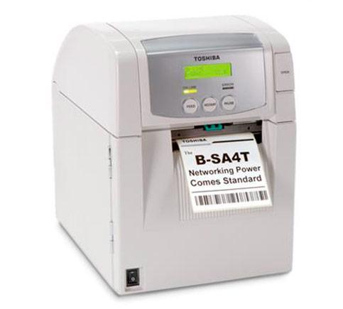 Impresora De Etiquetas De Sobremesa Toshiba B SA4TP