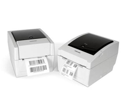 Impresora De Etiquetas De Sobremesa Toshiba Serie B EV4