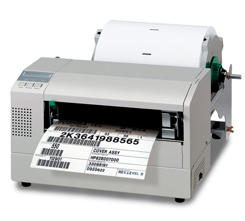 Impresora De Etiquetas De Sobremesa Toshiba B 852