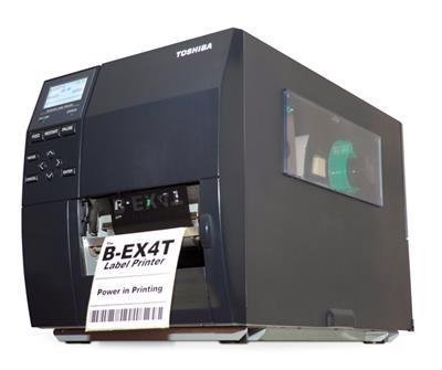 Impresora De Etiquetas Industrial Toshiba Serie B EX4T1