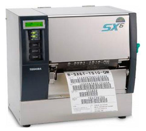 Impresora Industrial Toshiba B SX6