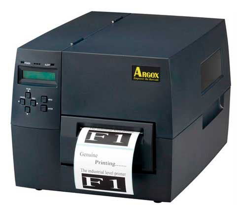 Impresoras Argox Serie F1