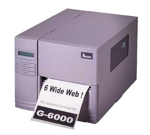 Impresoras Argox Serie G 6000