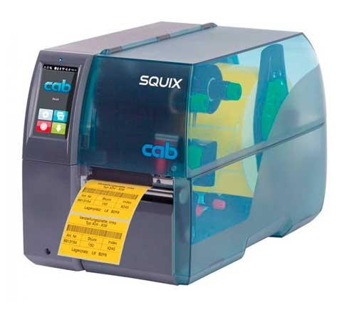 Impresoras Cab CAP SQUIX
