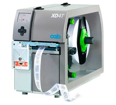 Impresoras Cab Serie XD4T