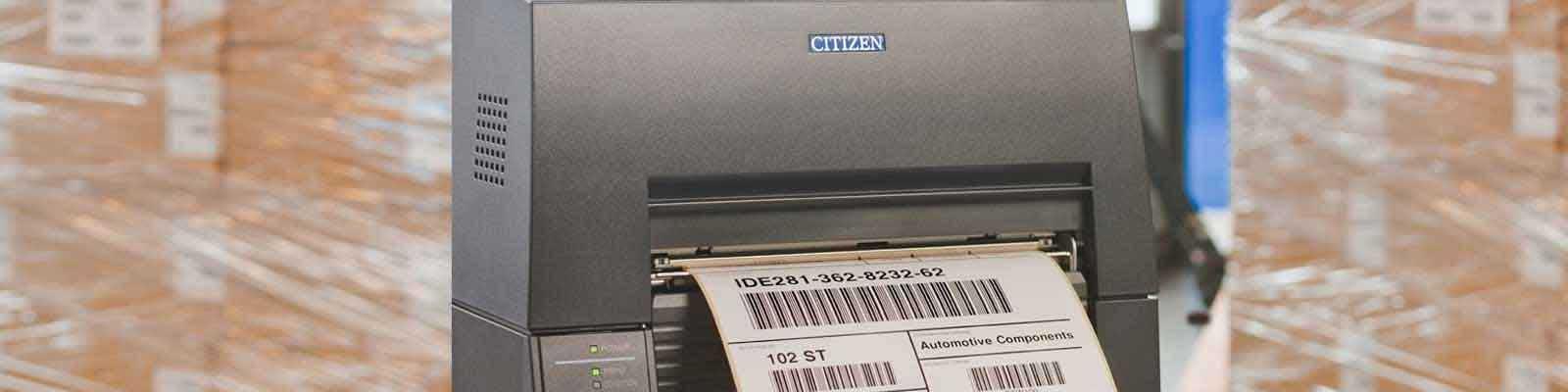 Impresoras Industriales Citizen