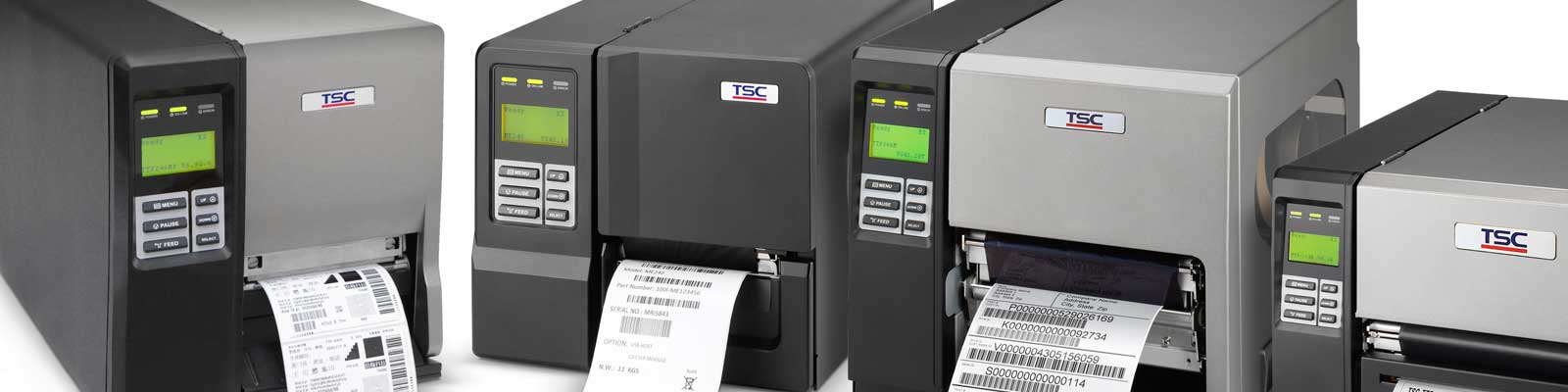 Impresoras Industriales Tsc