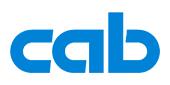 Impresoras Etiquetas Material Textil Cab