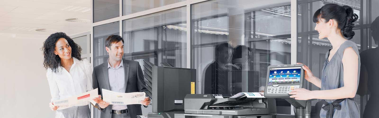 Servicio Técnico Impresoras Mita