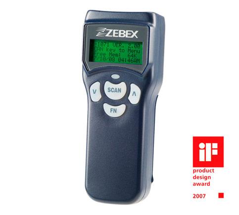 Terminal Portatil Zebex Z 1170