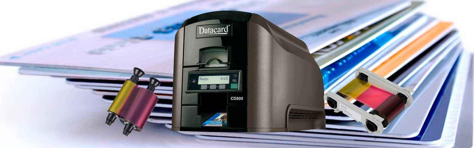 Impresoras de Tarjetas Datacard