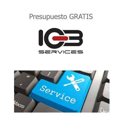 ICB - Services - ¡¡Llámenos!! 91 664 32 49