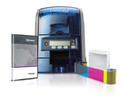 Impresora De Tarjetas Datacard EZ ID