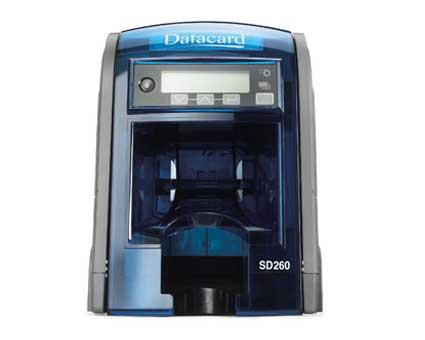Impresora De Tarjetas Datacard SD260