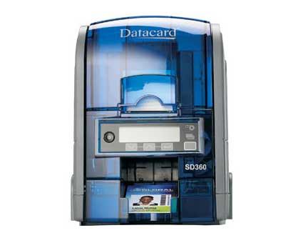 Impresora De Tarjetas Datacard SD360
