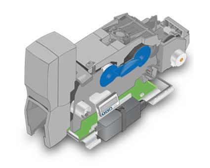 Impresora De Tarjetas Datacard SP55k