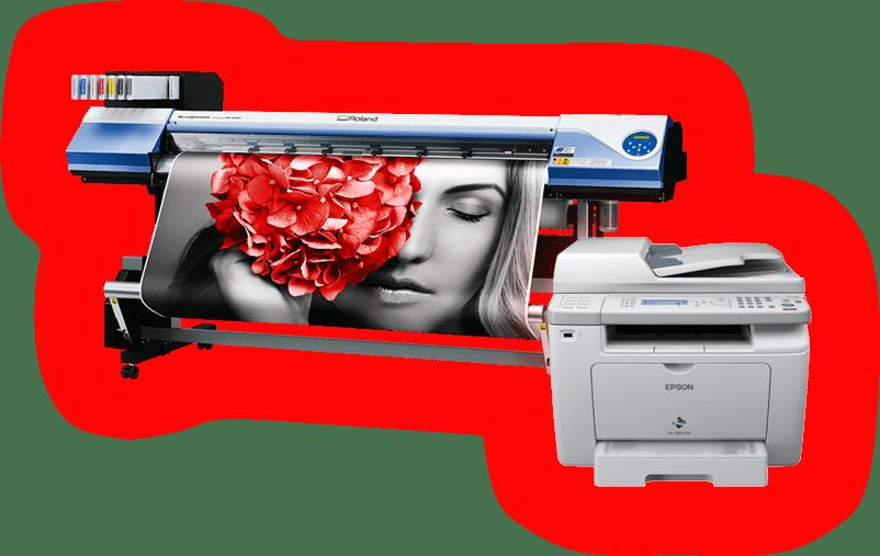 Reparacion Impresoras Plotters Madrid