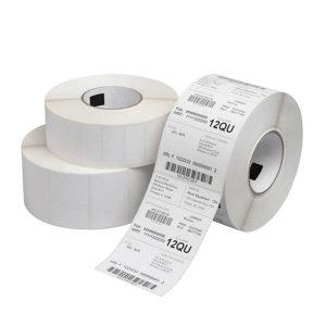 Rollo Etiquetas Adhesivas Polipropileno Blanco 105X150mm