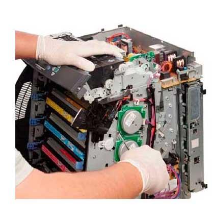 Reparación: Impresoras Láser, Fotocopiadoras