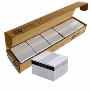 Tarjetas Plásticas 076mm Banda Magnética Lo Co